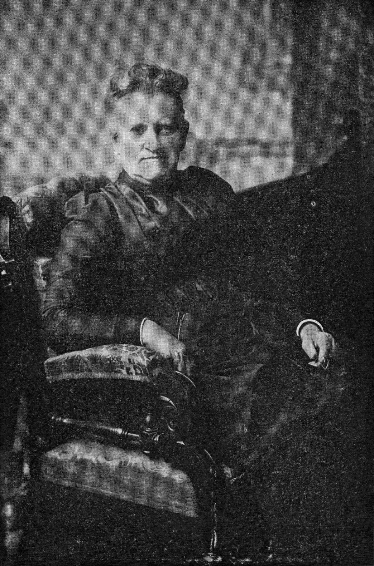 Mary Tucker Magill