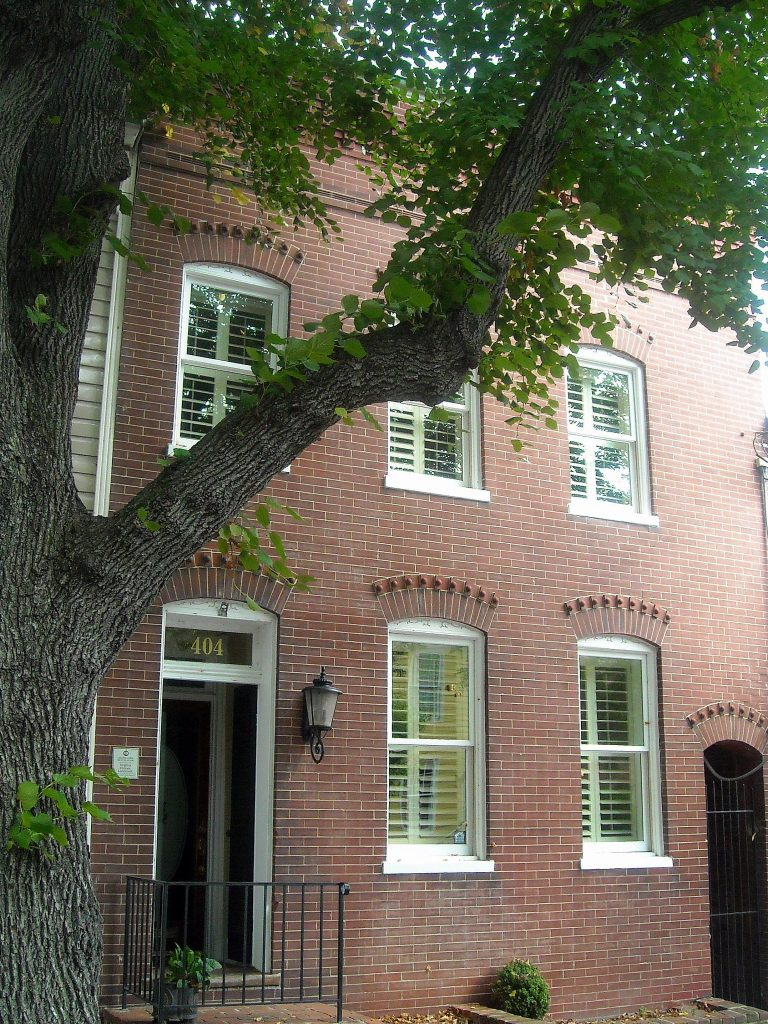 George Lewis Seaton House