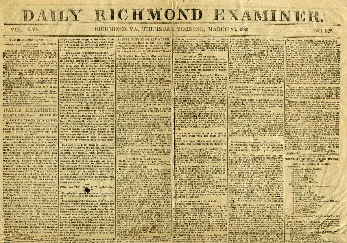 Daily Richmond Examiner