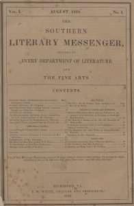 Popular Literature during the Civil War