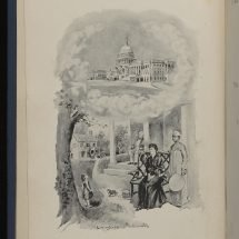 Frontispiece of From the Virginia Plantation to the National Capitol