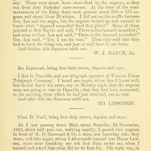 Report of Committee of Forty (1883)
