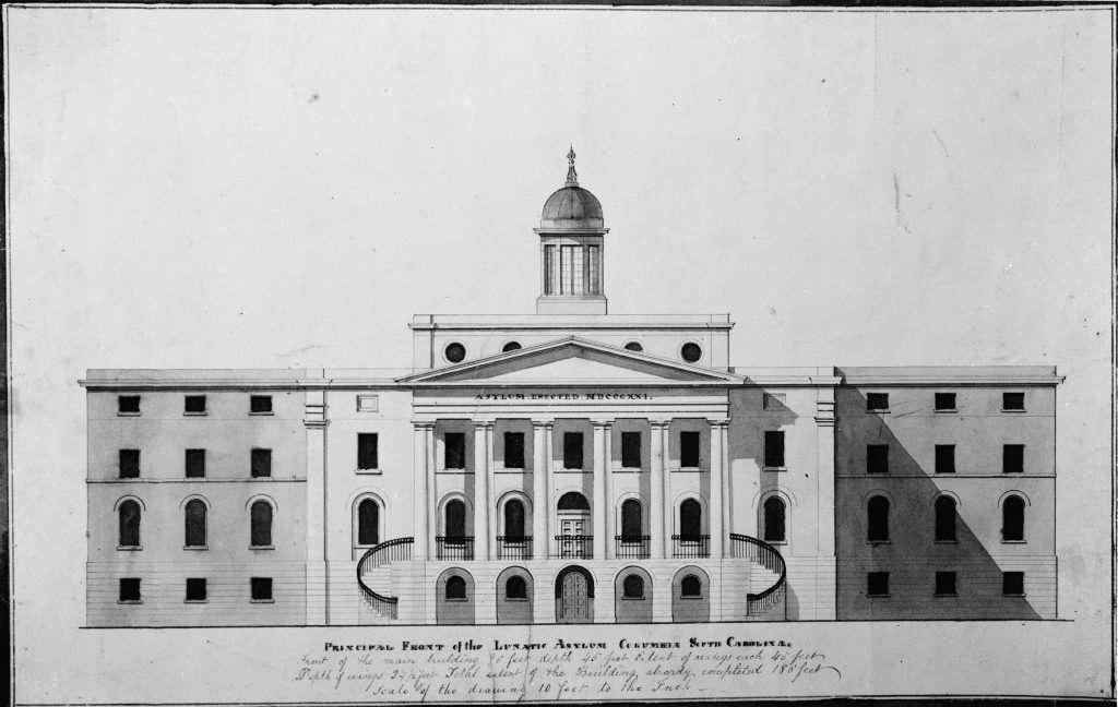 South Carolina Lunatic Asylum