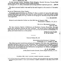 Executive Documents (1873)