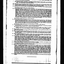 Standing Interrogatories (1874)
