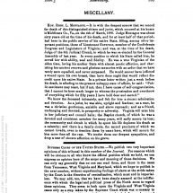 The Virginia Law Journal 4 (April 1880)