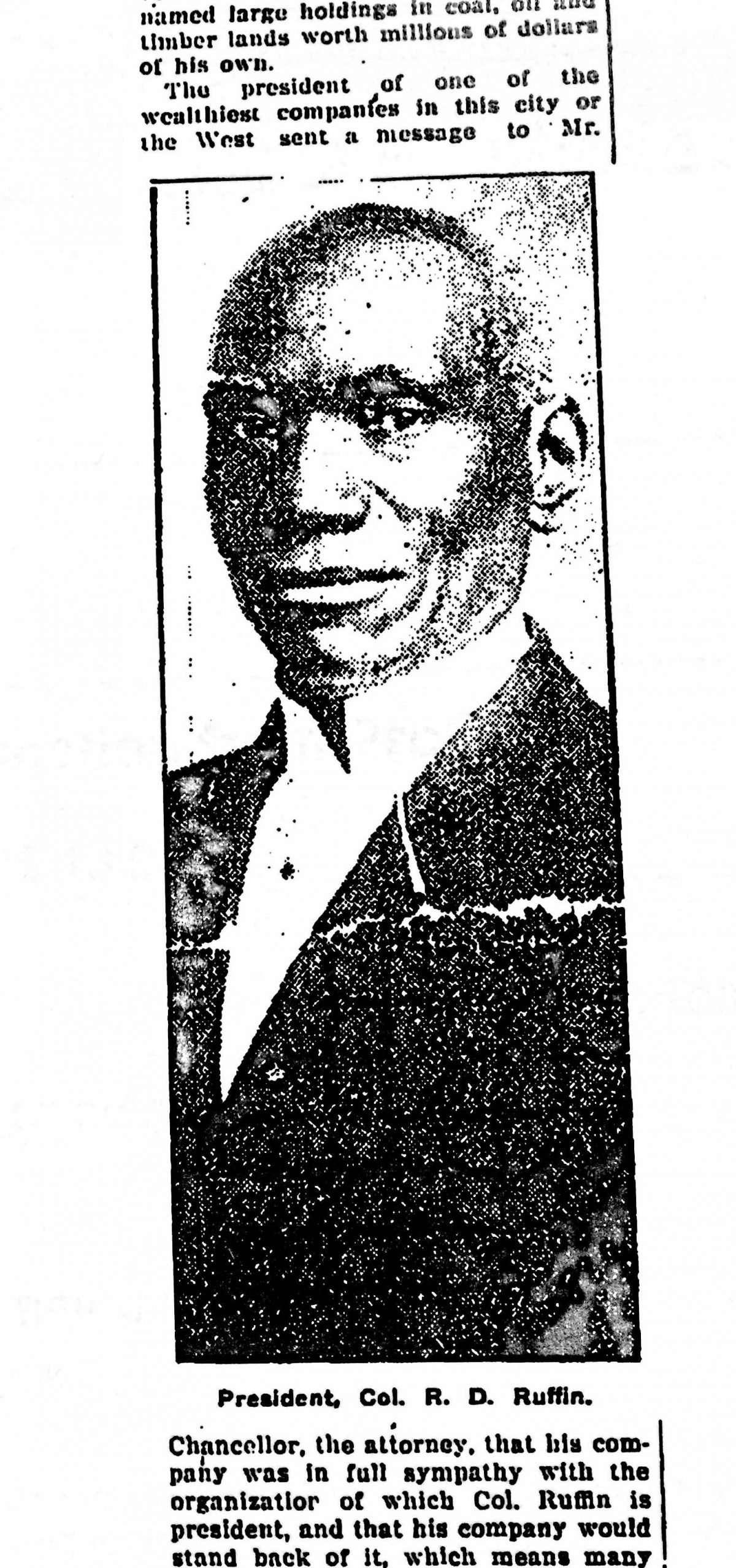 R. D. Ruffin