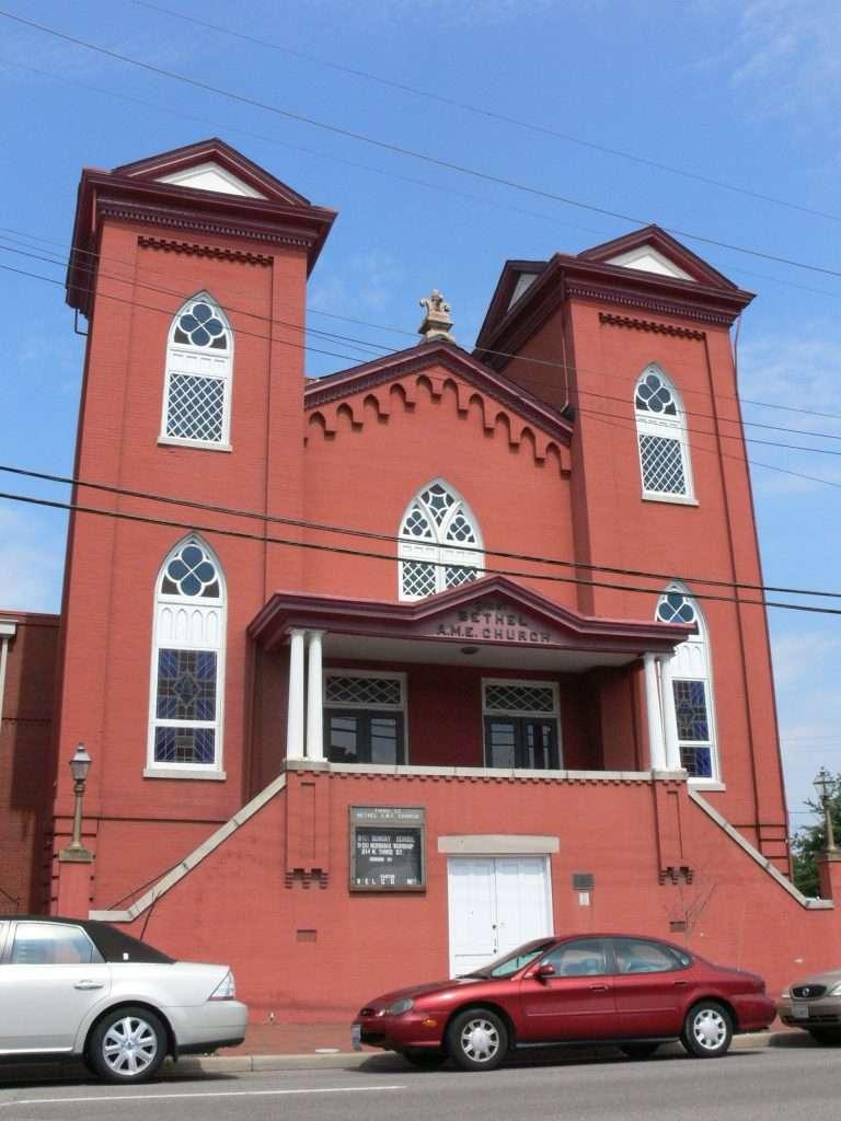 Richmond's Third Street Bethel A. M. E. Church