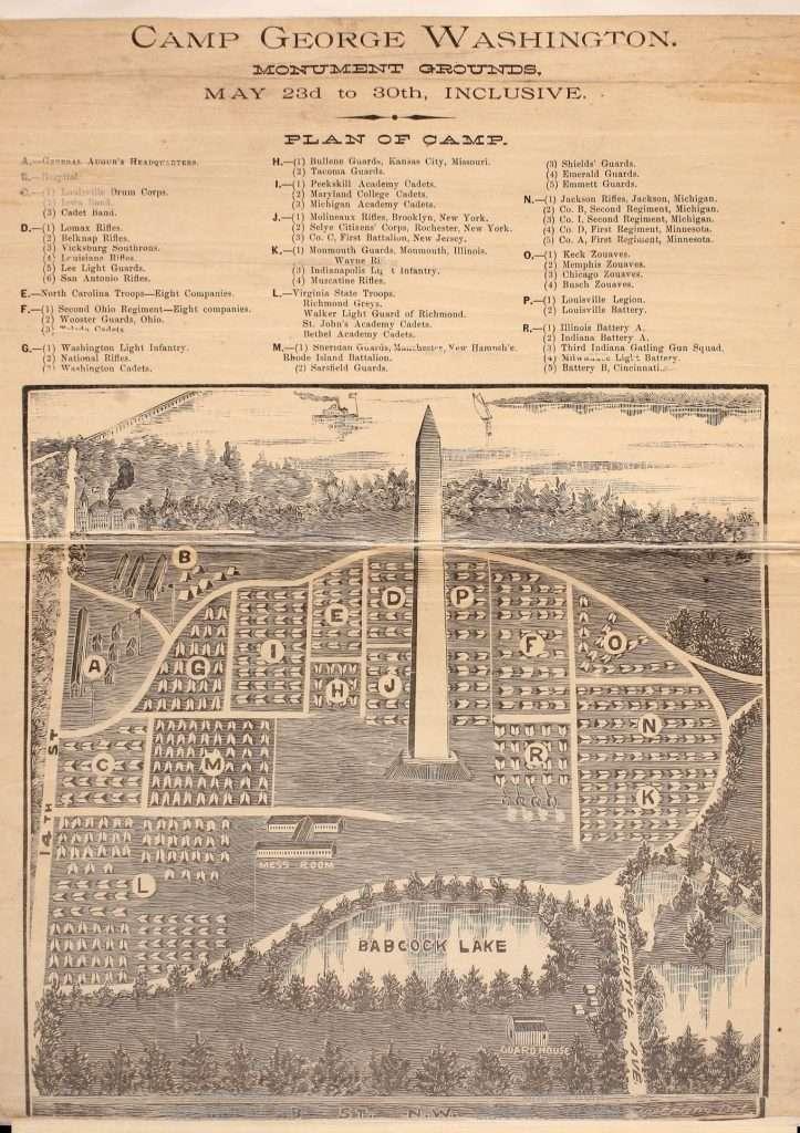 Camp George Washington.