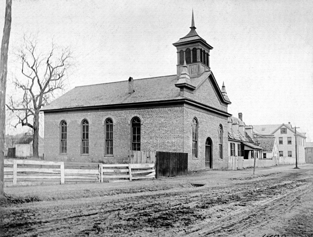 First Baptist Church in Williamsburg