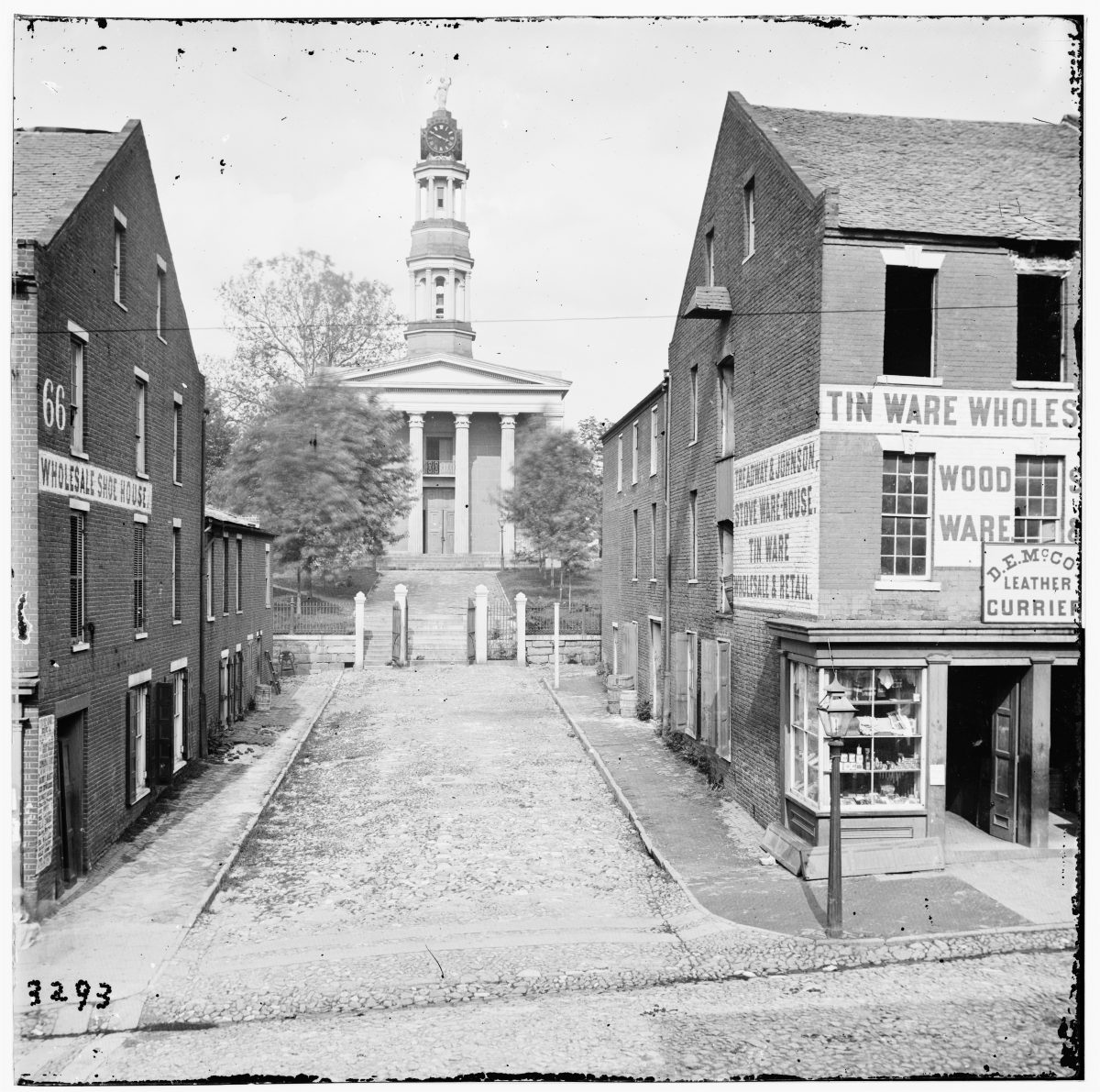 Petersburg Courthouse