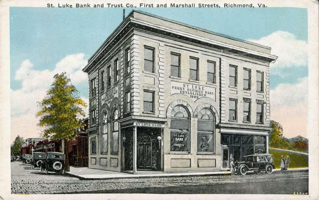 Saint Luke Bank and Trust Company