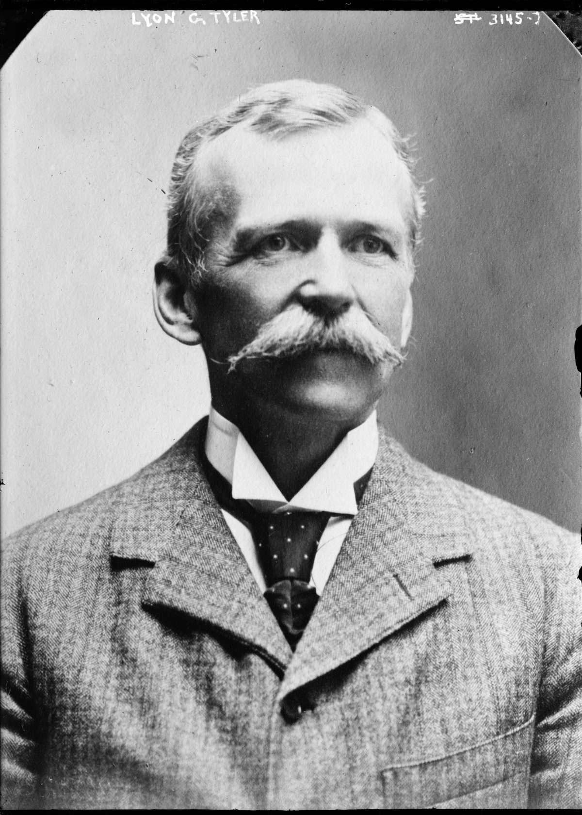 Lyon G. Tyler