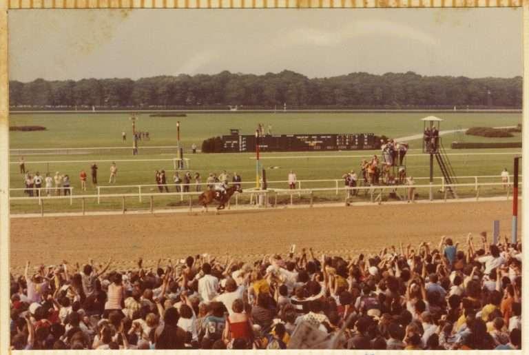 Secretariat Wins the Belmont Stakes