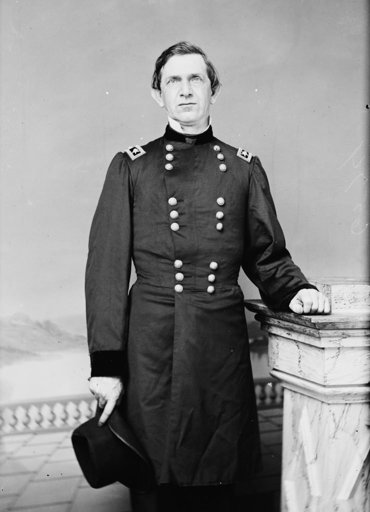 Major General E. R. S. Canby