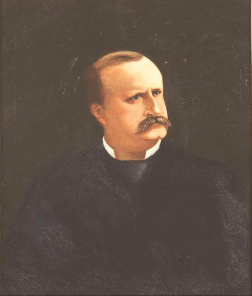 Judge Benjamin W. Lacy