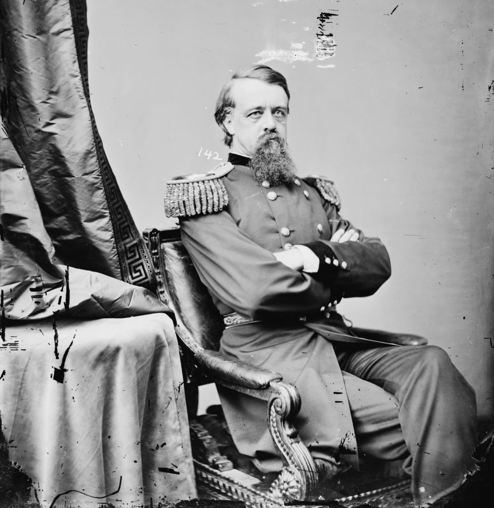 General Alfred H. Terry