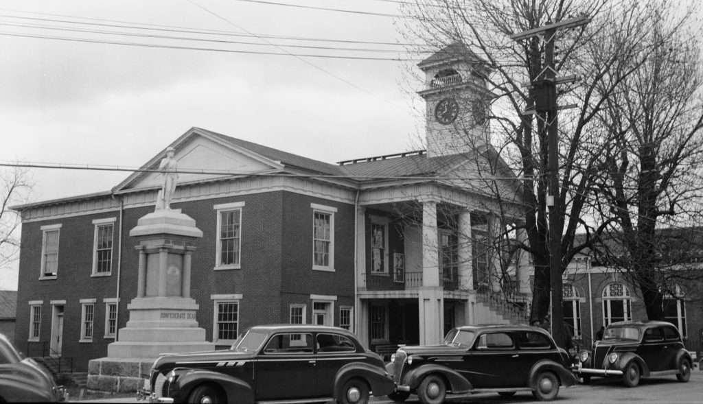 Pittsylvania County Courthouse