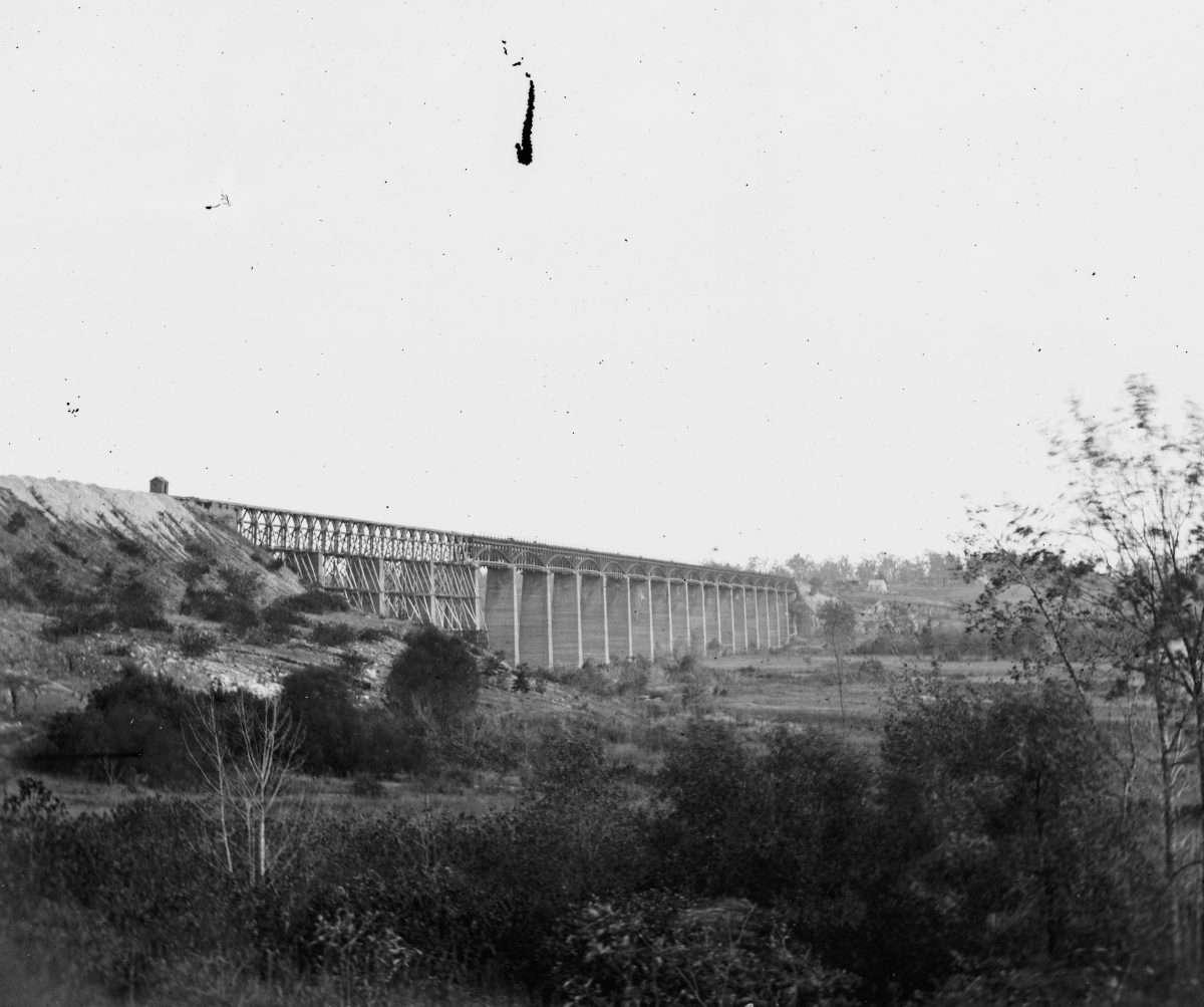 South Side Railroad in Farmville