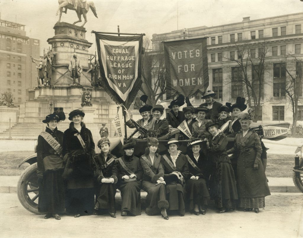 Equal Suffrage League of Richmond