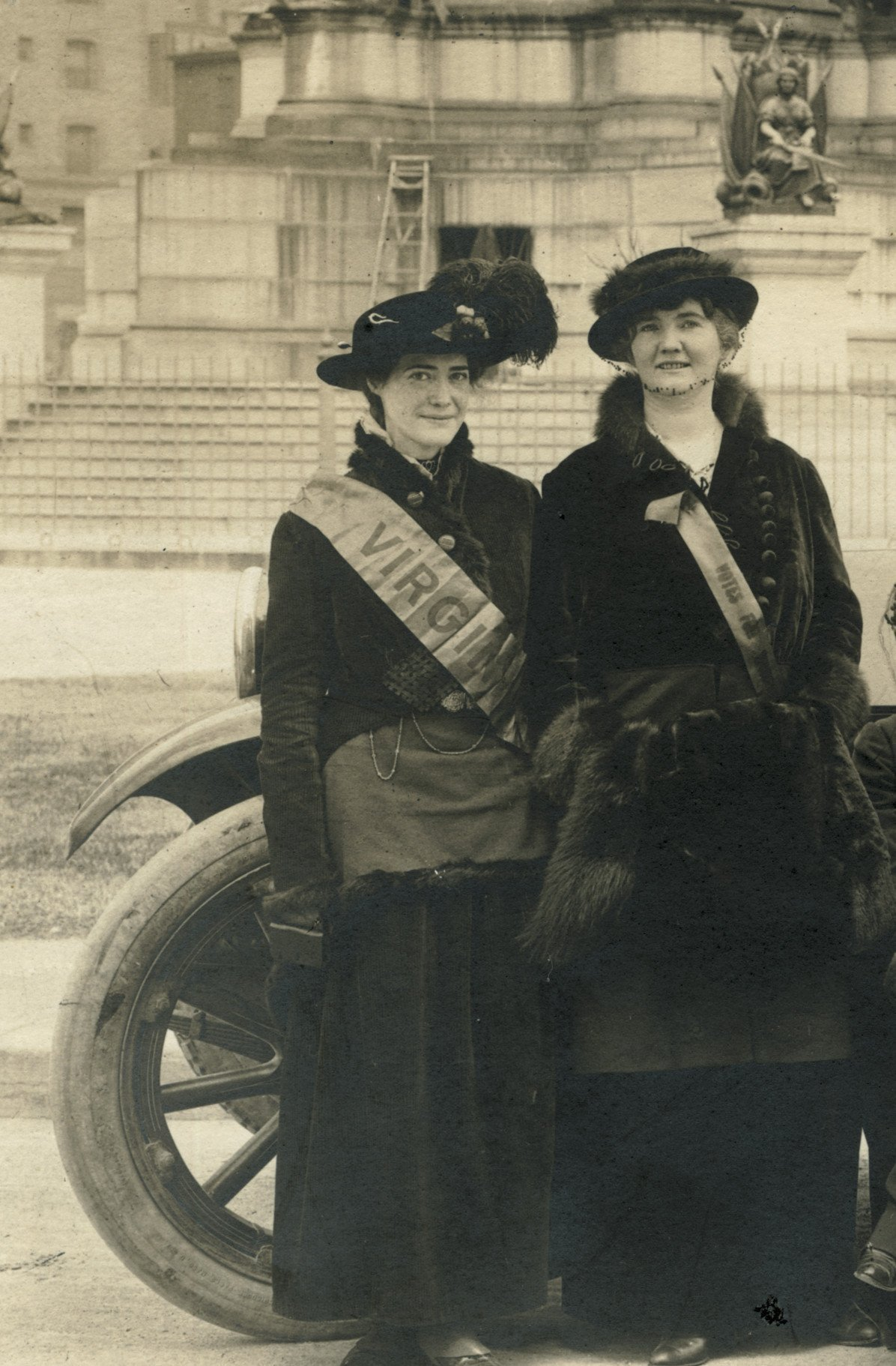 Adèle Clark and Mrs. Archer Jones