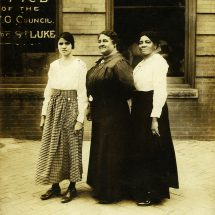 Maggie Walker and the Juvenile Branch of the Independent Order of Saint Luke