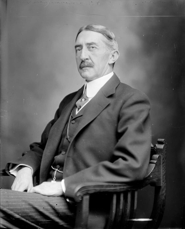 Edwin Alderman