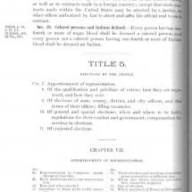 The Code of Virginia: with the Declaration of Independence and the Constitution of the United States; and the Constitution of Virginia (1887)