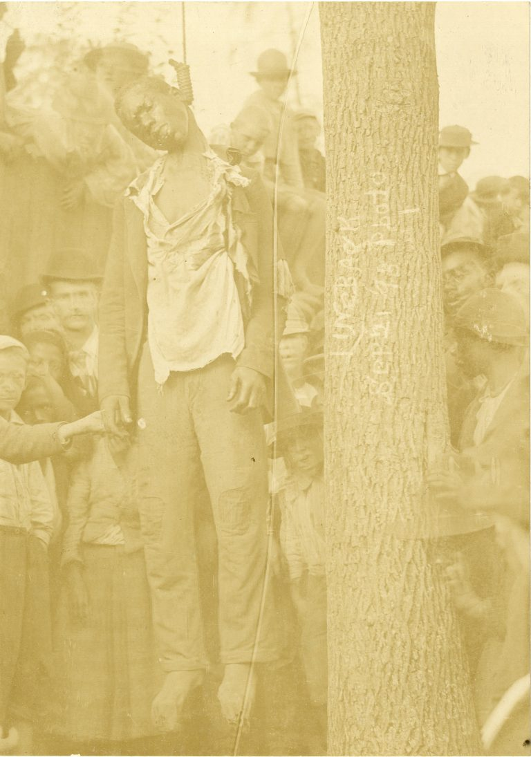 The Lynching of Thomas Smith