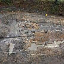 Excavations at the Lumpkin's Jail Site