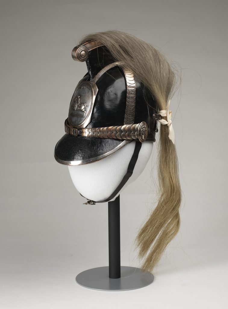 U.S. Army Dragoon Helmet from the War of 1812