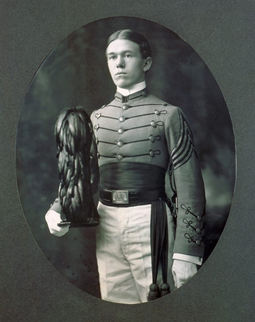George C. Marshall at VMI