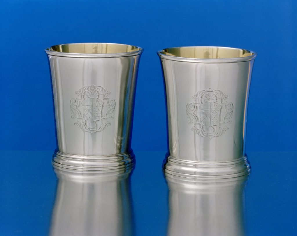 Beakers Owned by William and Rebecca Gooch