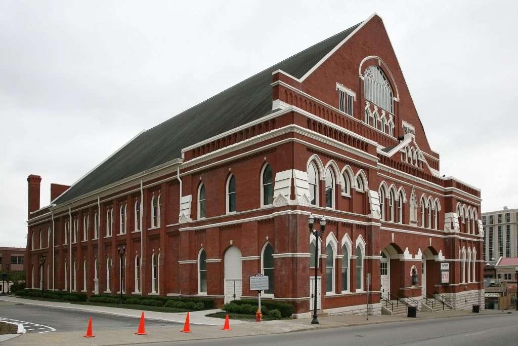 Original Grand Ole Opry House