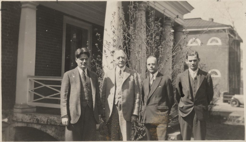 Early Editors of the Virginia Quarterly Review