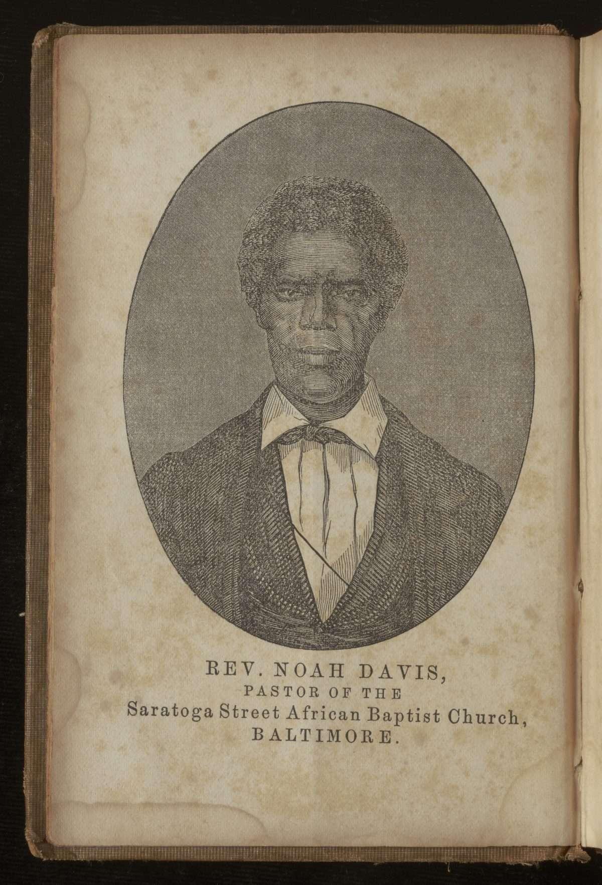 Reverend Noah Davis