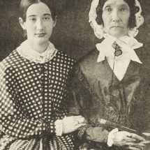 Jane Emmet (left) and Eliza J. Tucker (right)