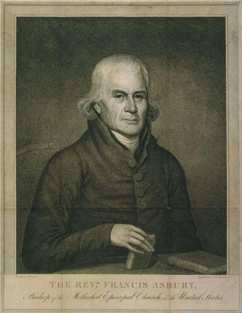 The Revd. Francis Asbury
