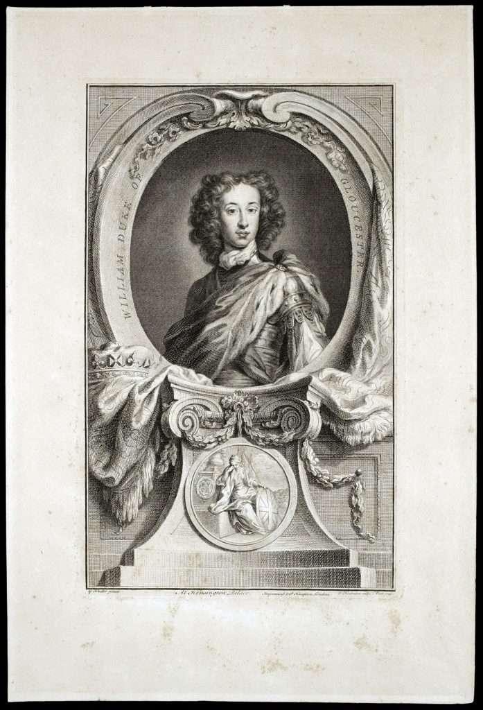 William Duke of Gloucester.