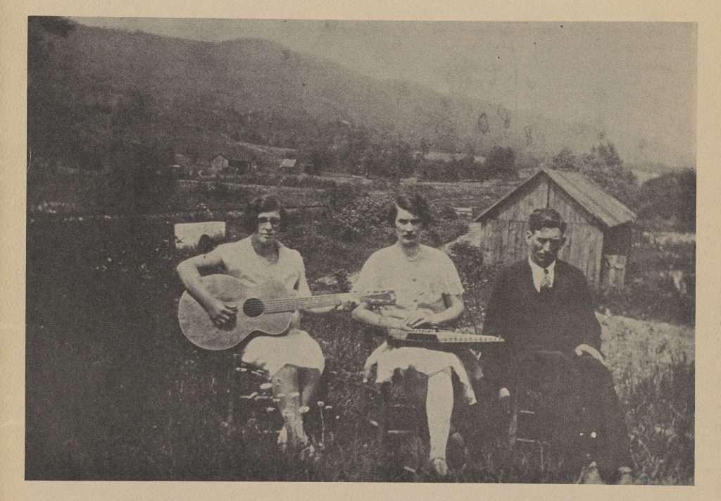 The Carter Family in Virginia