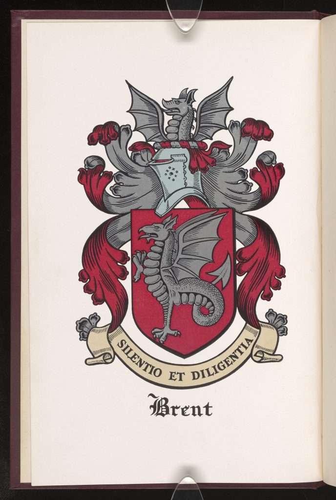 The Brent Family Crest