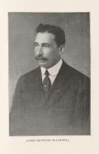 Blackwell, James H. (ca. 1864–1931)