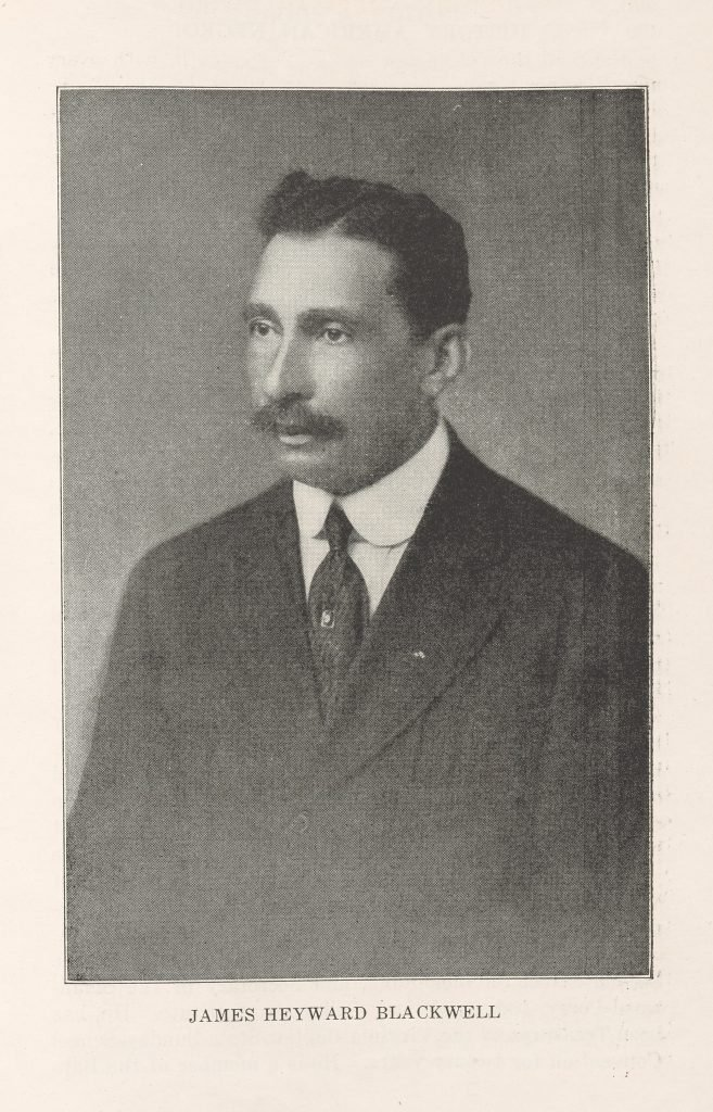 James H. Blackwell