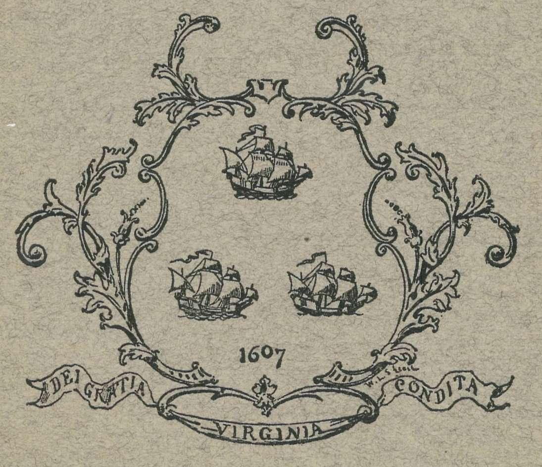 Original Logo of the Association for the Preservation of Virginia