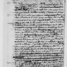 Letter from Thomas Jefferson to James Monroe (May 20