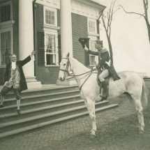 Reenactment of Jack Jouett's Ride