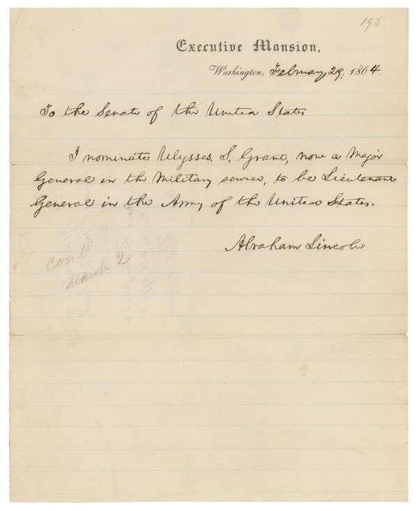 U.S. Grant Commission