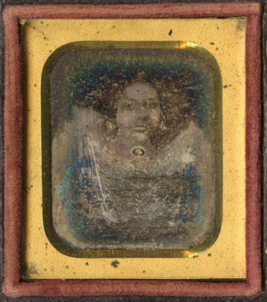 J. R. Anderson's housekeeper