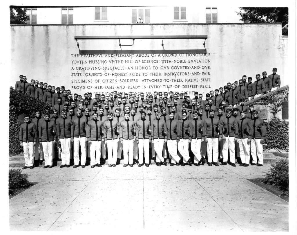 Desegregation at the Virginia Military Institute