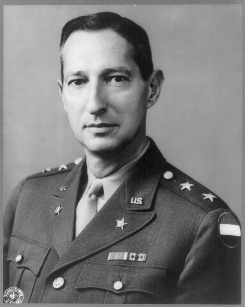 General Mark W. Clark